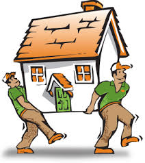 Moving – Using Professional Movers and Temporary Living