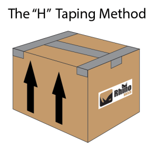 the-h-taping-method