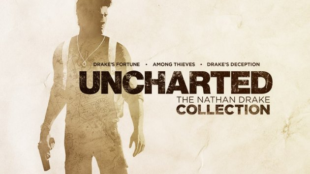 Uncharged: The Nathan Drake Collection